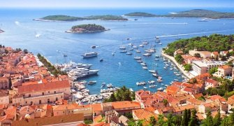 Airport Split – Hvar